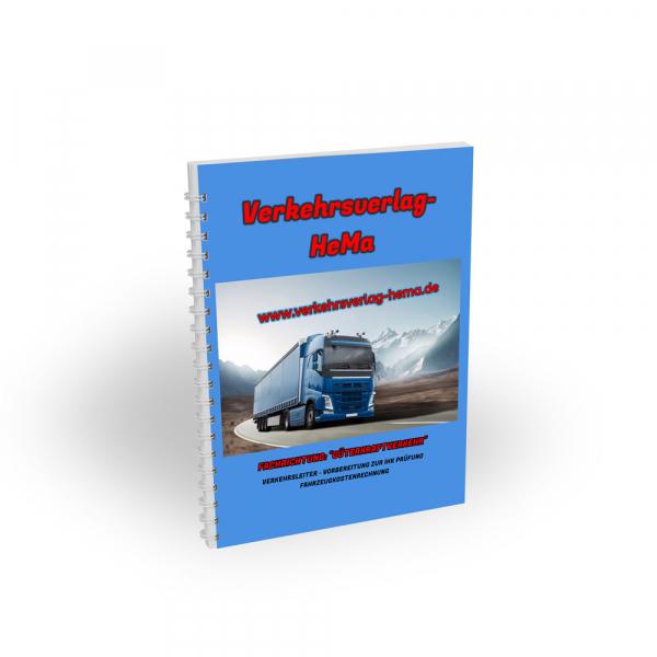 Fahrzeugkostenrechnung Güterkraftverkehr