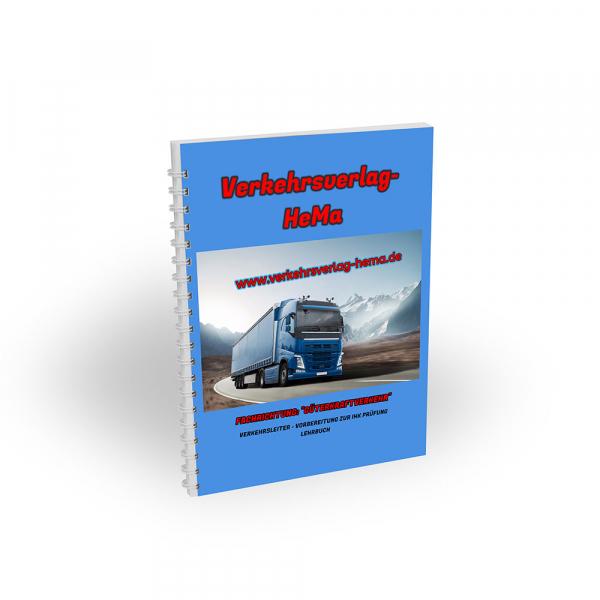 Lehrbuch Güterkraftverkehr